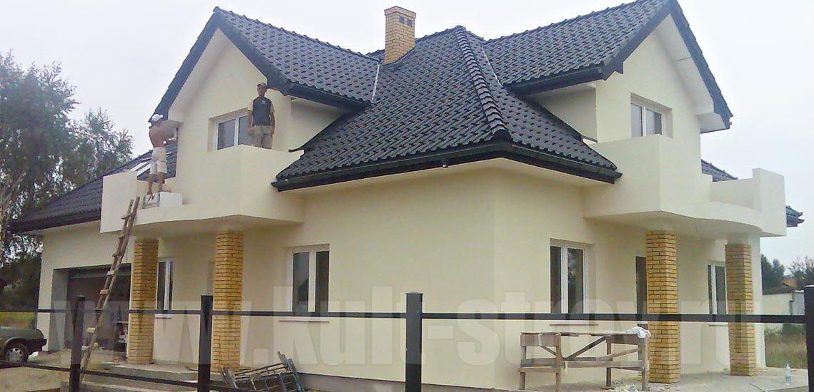 дом в лен. области