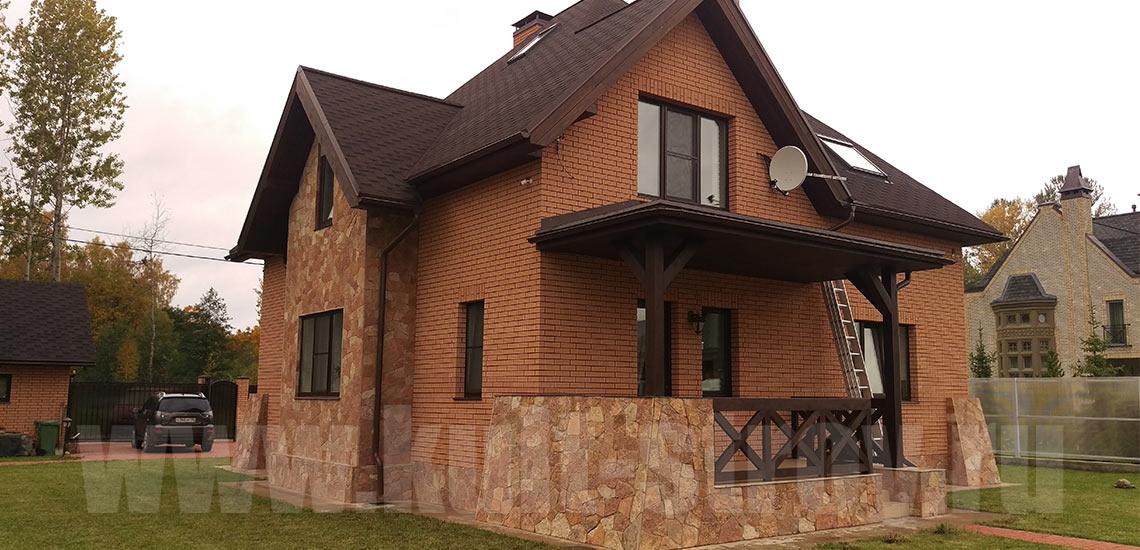 дом в Петродворце готовый
