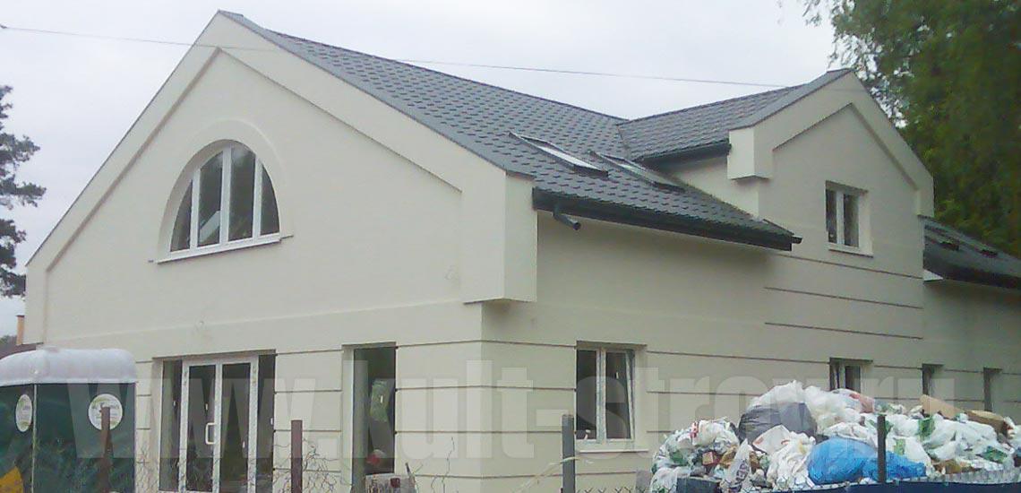 частный дом в варшаве