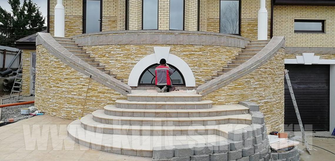коттедж в поселке Усть-Ижора 19