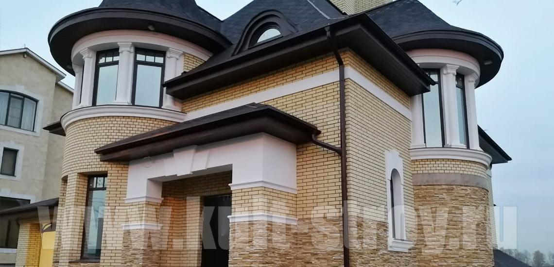 коттедж в поселке Усть-Ижора 20