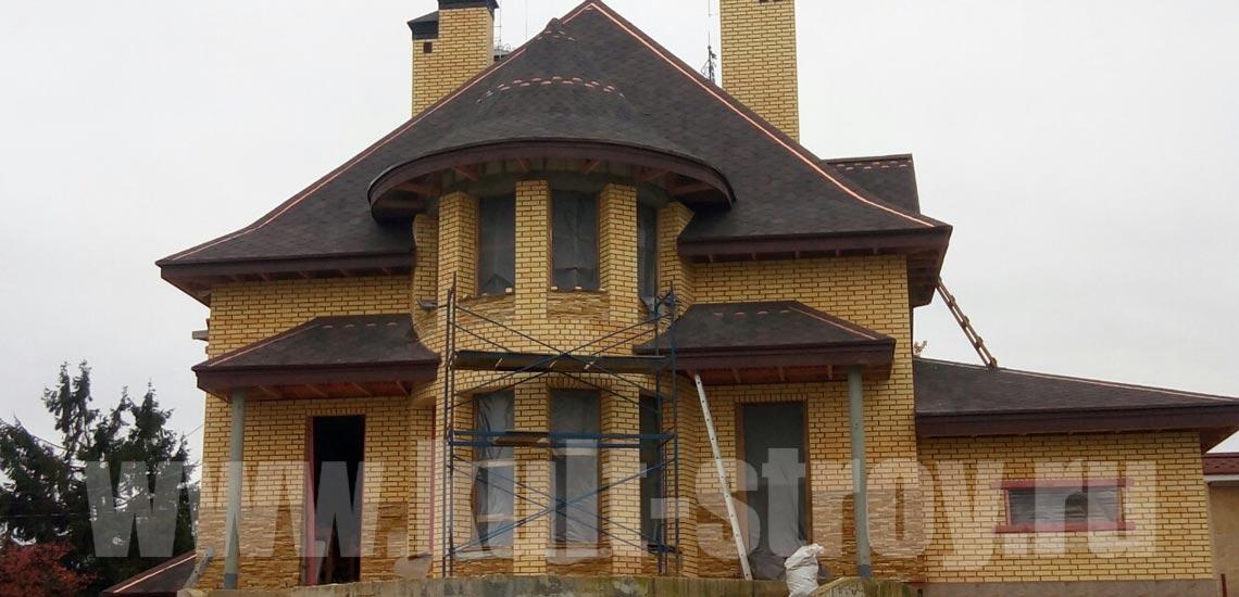 коттедж в поселке Усть-Ижора