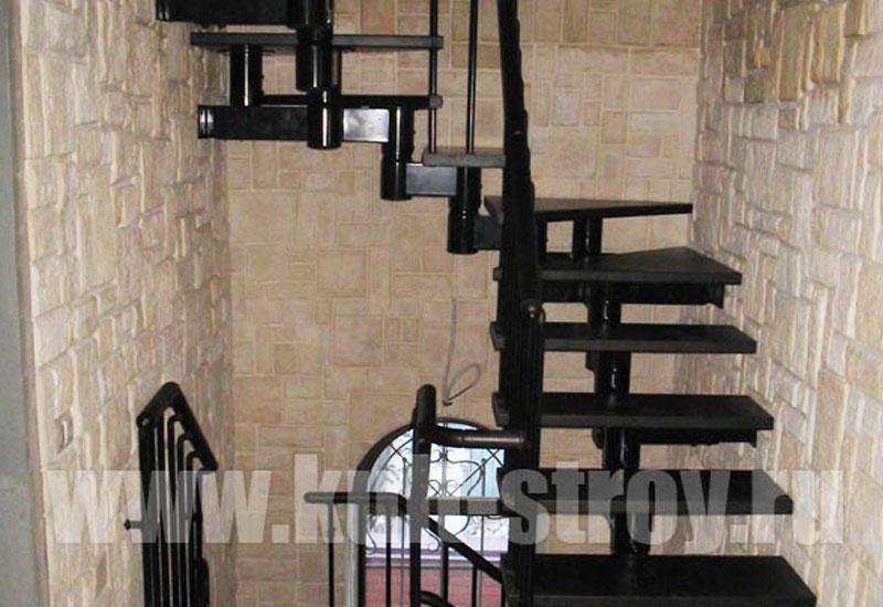 винтовая лестница модель 6
