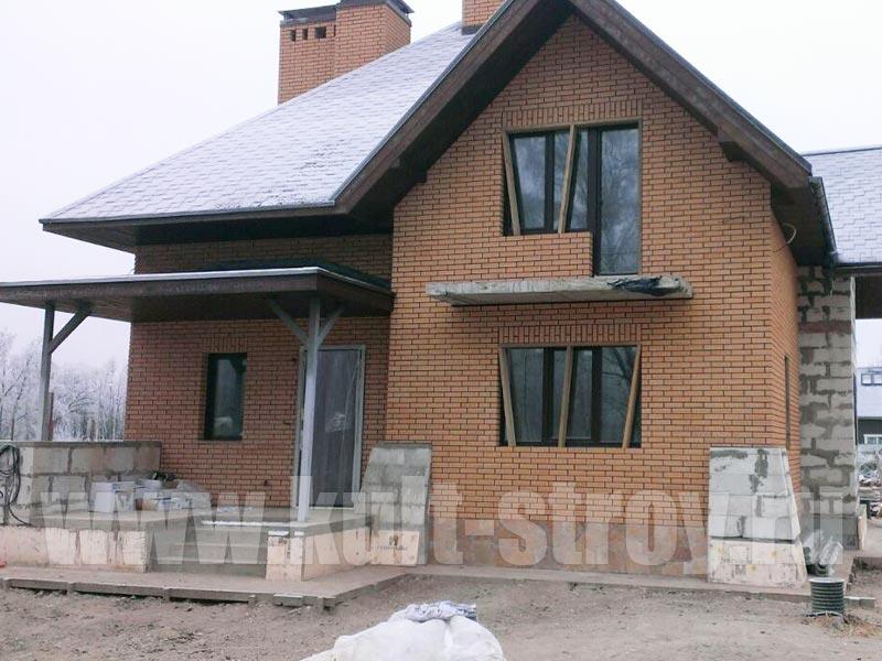 дом в Петргофе