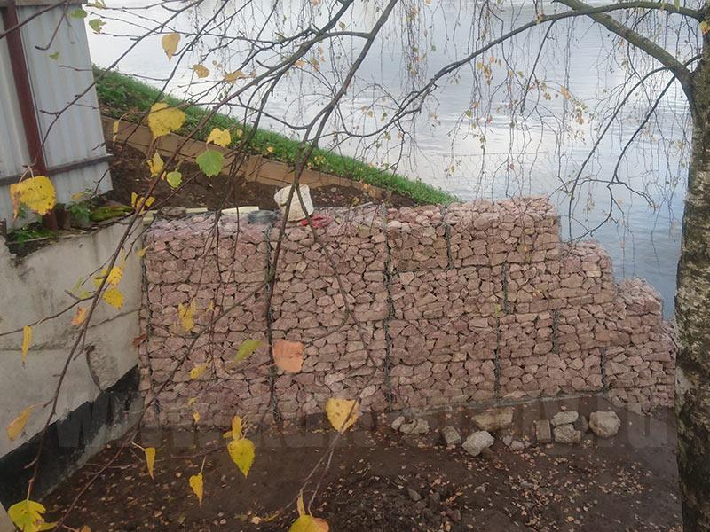 подпорная стена 8