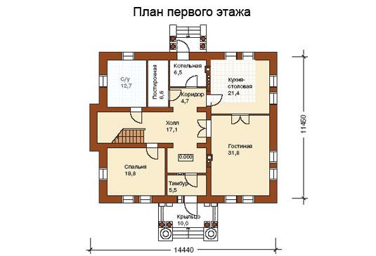 проект J-267-1K