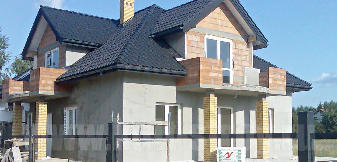 строительство дома в лен. области