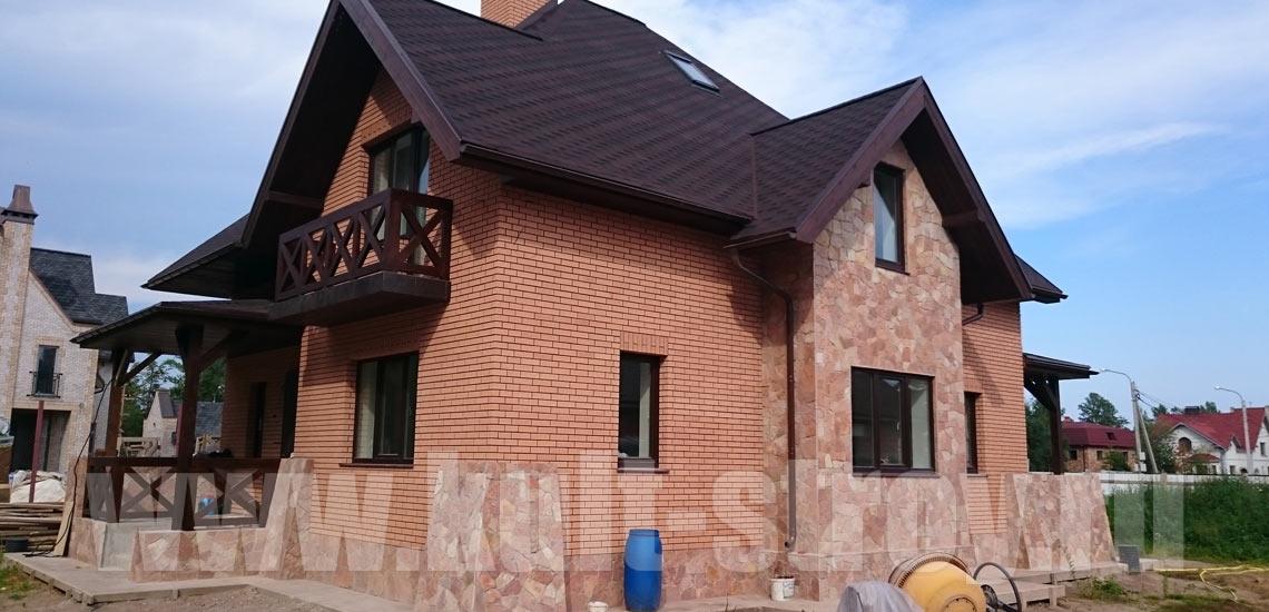 дом в Петродворце после отделочных работ