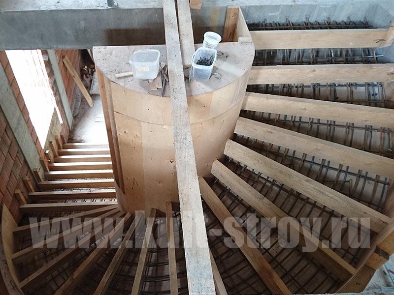 бетонная лестница 6