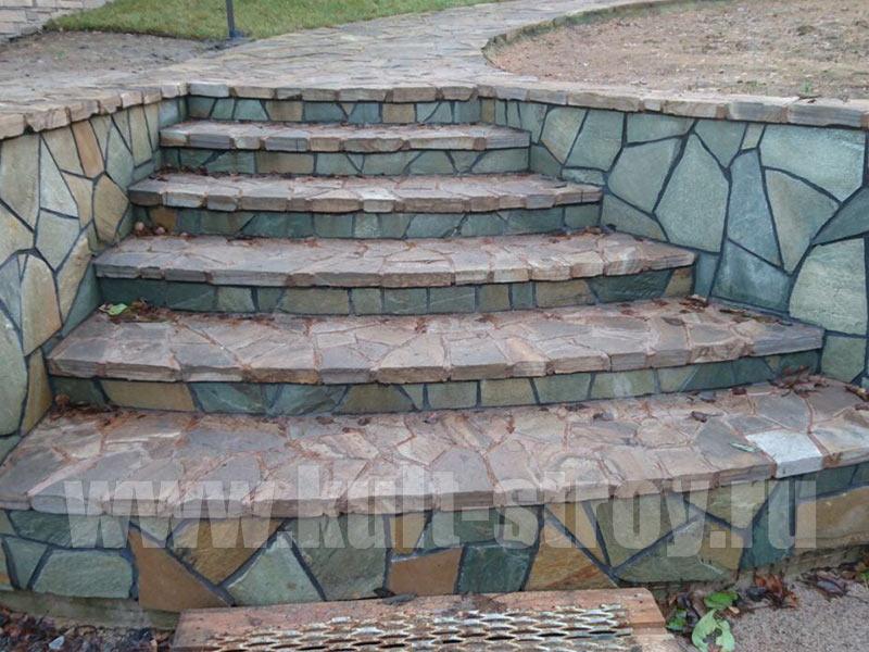 бетонная лестница 4