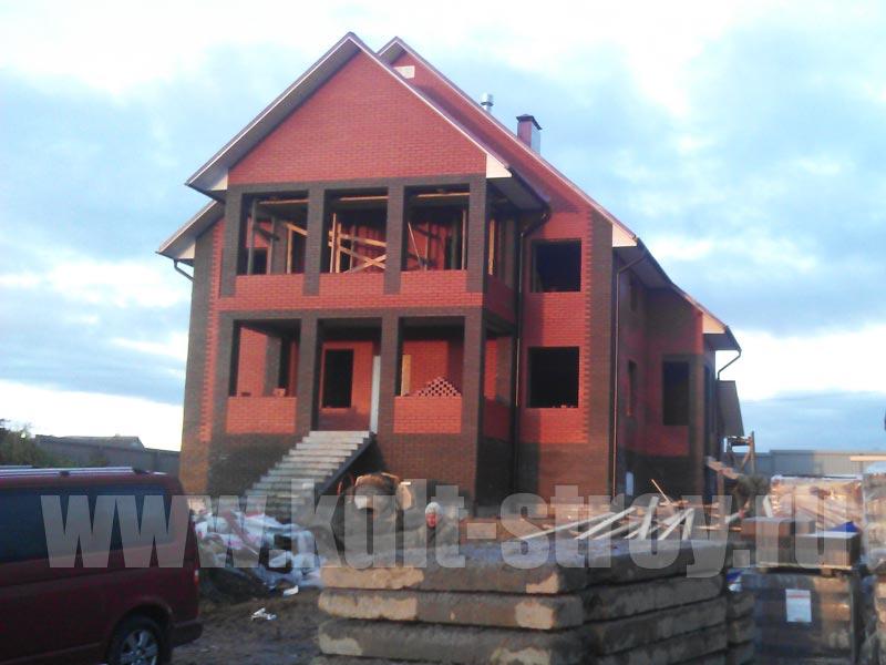 дом в д. Краснооозерное